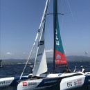 Tour Voile 2018. Oman Sail Team