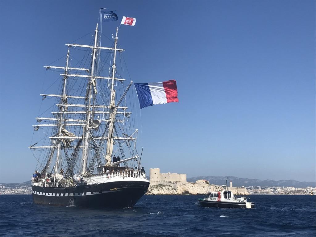 Belem à Marseille